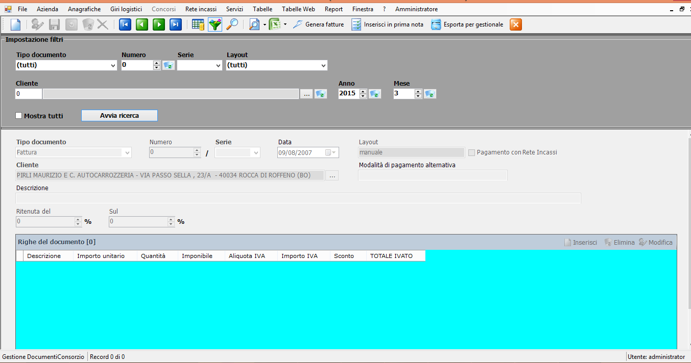 software gestionale GECO